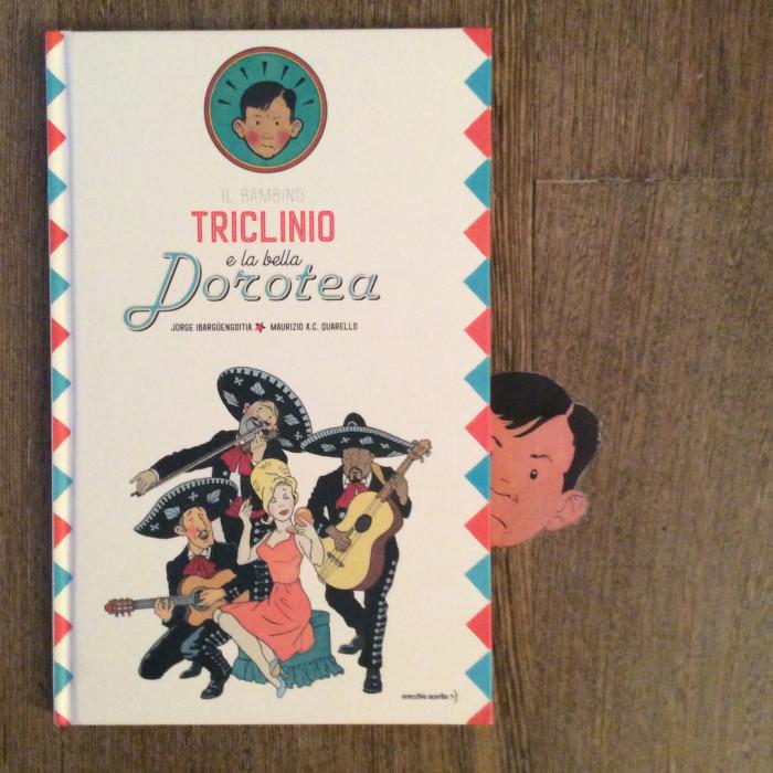 Il bambino Triclinio e la bella Dorotea