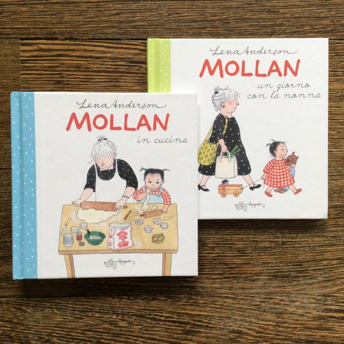 Mollan in cucina & Mollan un giorno con la nonna